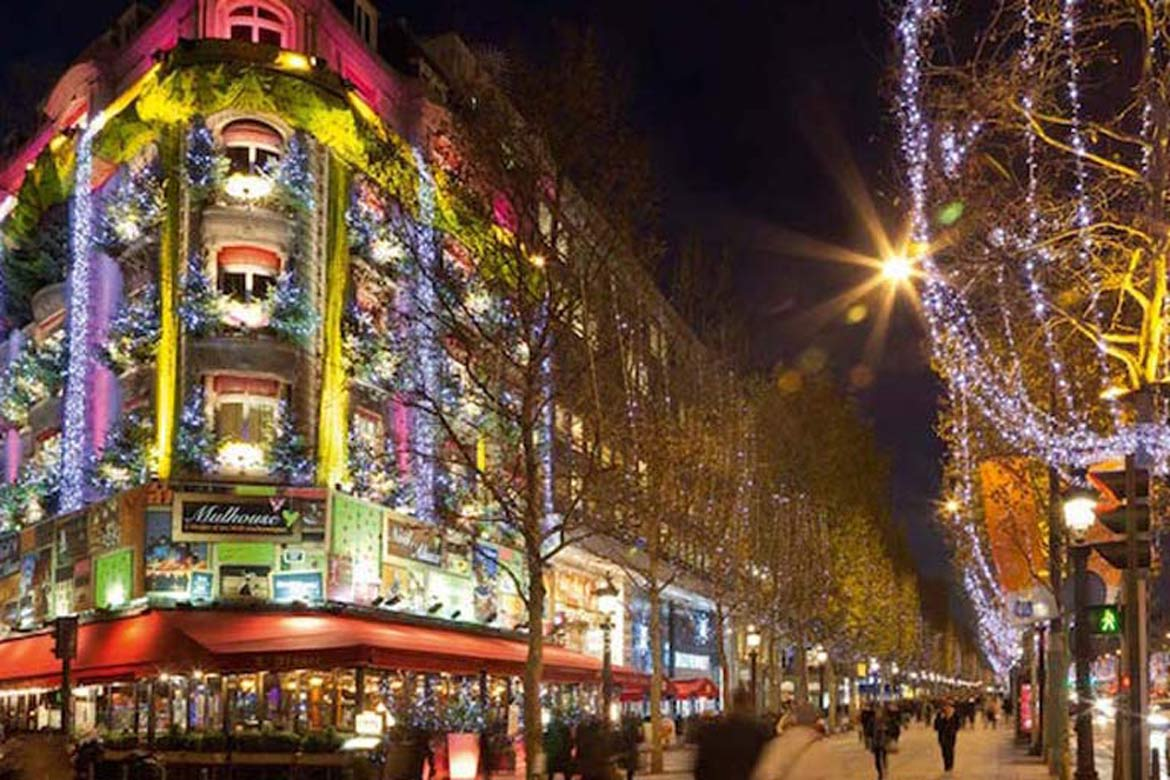 House Sitting in Paris at Christmas