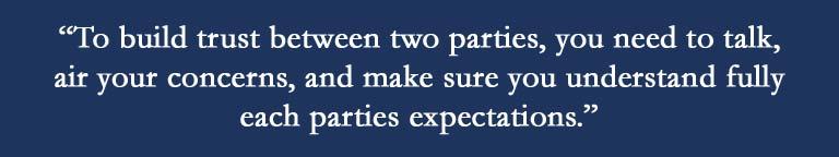 Meet housesitting expectations