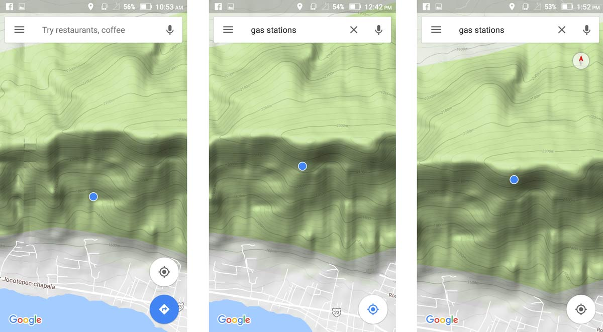 GPS images 1