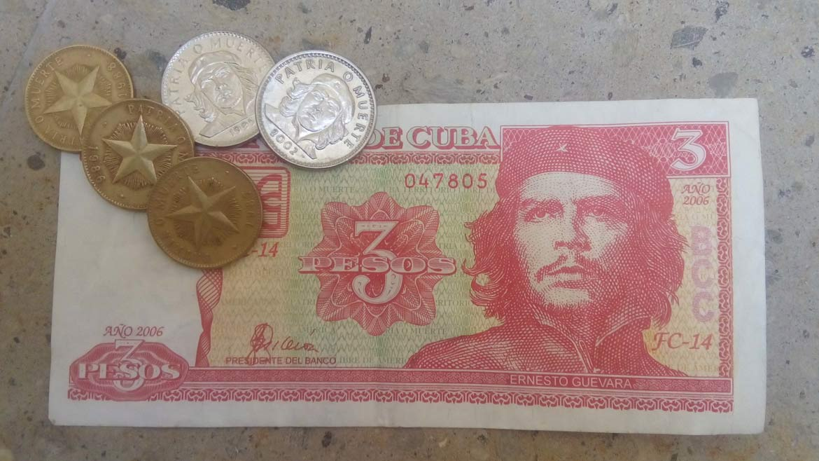 Ing The Cuban Currency Code
