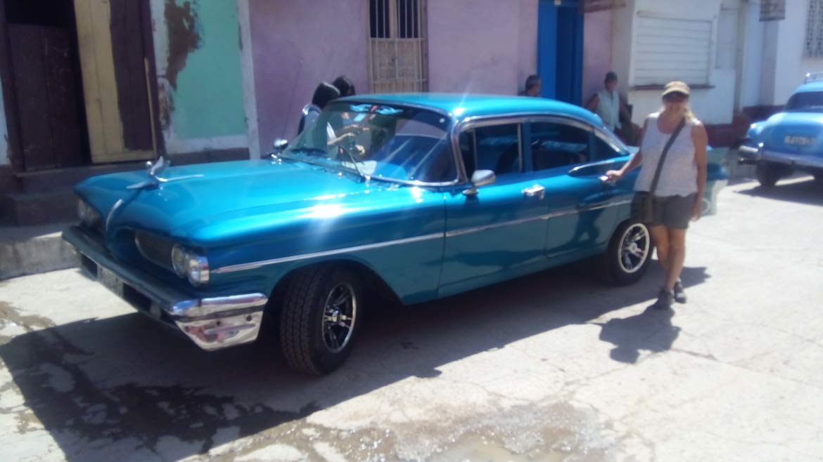 Step off the bus and experience some real Cuban travel