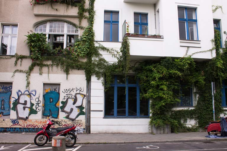 City sits in Berlin