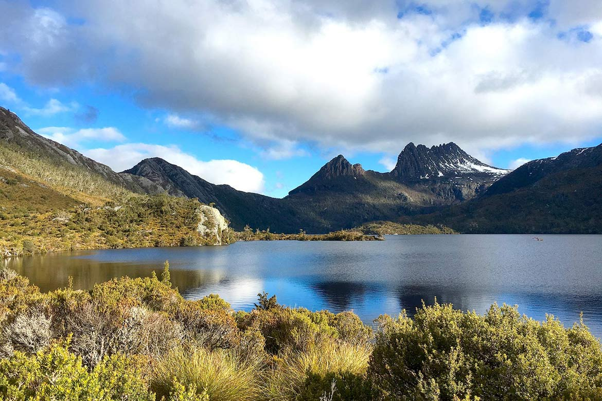 House Sitting in Tasmania - Cradle Mountain
