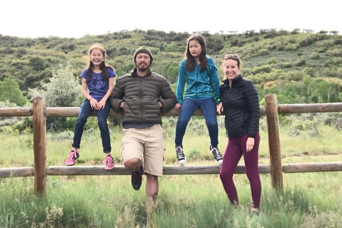 Meet the Chiang Gang, house sitting family from the US