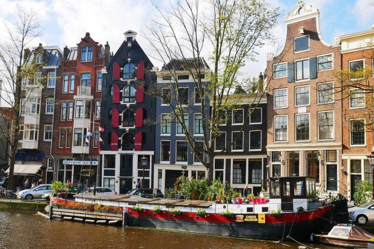 Christmas House Sitting Amsterdam