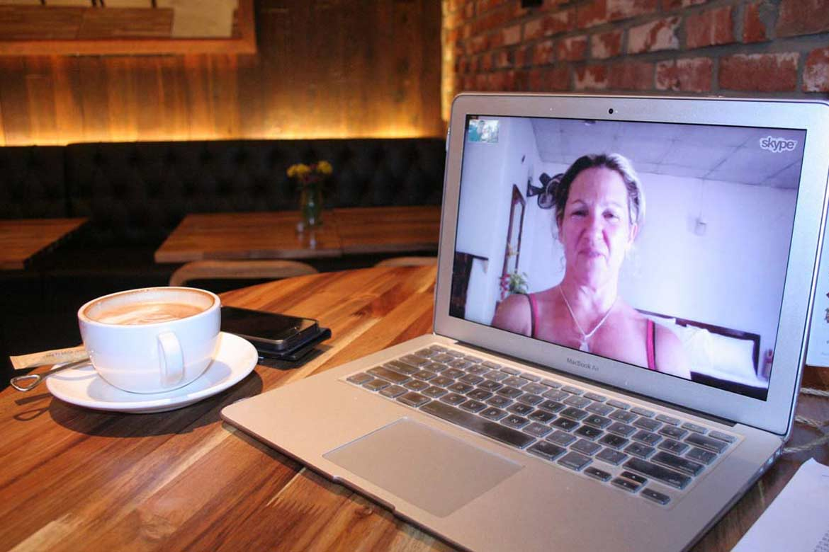 House Sitting Video Chat builds trust