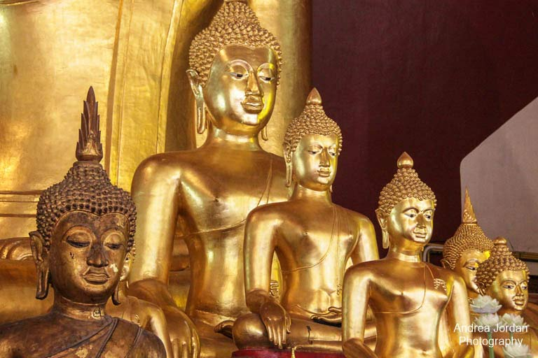 Temples in Chiang Mai to Visit While House Sitting or Volunteering
