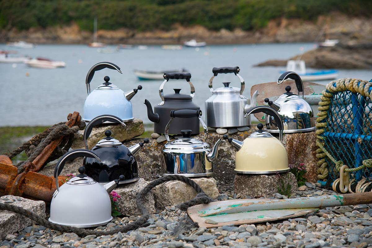 Kettles made for AGAs
