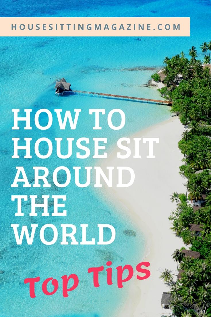 house sitting internationally