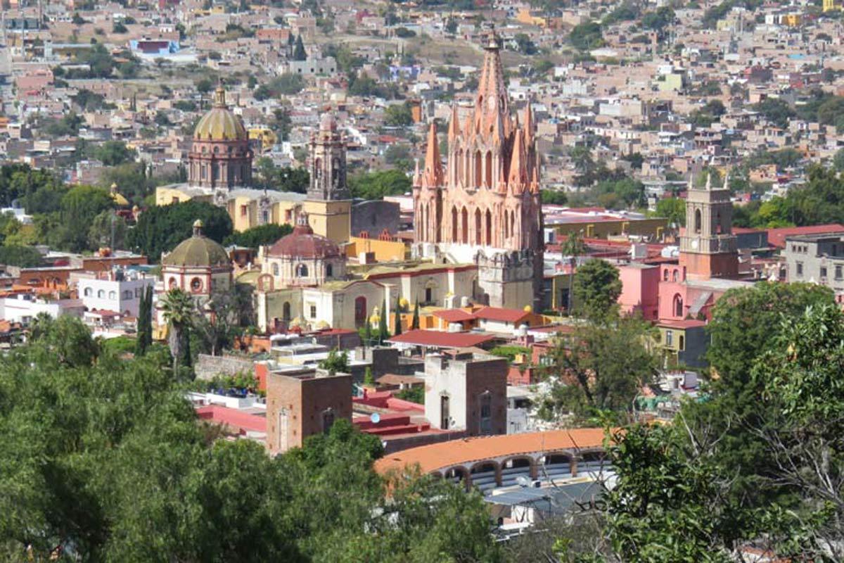 San Miguel de Allende, House sitting in Mexico
