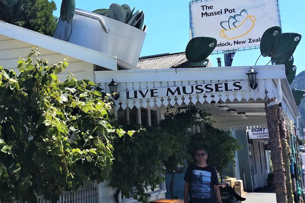 The Mussel Pot Restaurant Havelock NZ