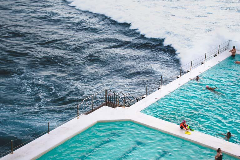Iceberg Pools in Sydney