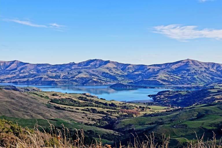 NZ lakes wilderness