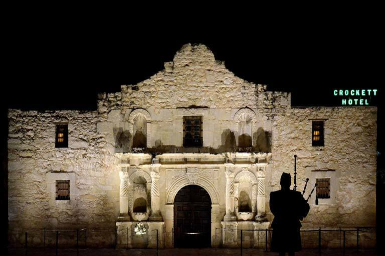 Visit the Alamo on a virtual tour